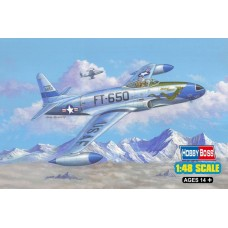 F-80C Shooting Star fighter 1/48