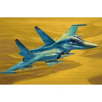 1:48 Su-34 Fulll back fighter bomber