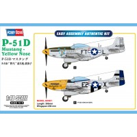 1:48 P-51 D Yellow Nose
