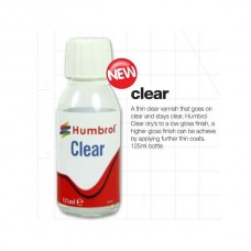 Clear gloss 125ml.