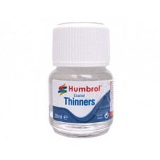 Enamel thinners 28ml. NEW