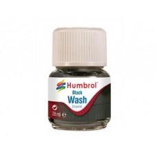 Enamel wash 28ml. black