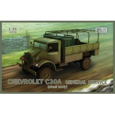 1/35 Chevrolet C30A General Service steel body