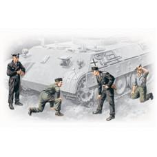German Tank Crew 1943-1945