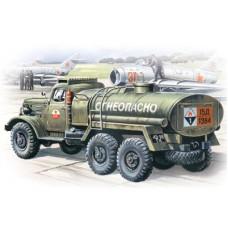 Fuel truck Zil-157