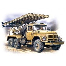 BM-13-16 MLRS