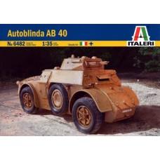 1:35 Autoblinda AB 40