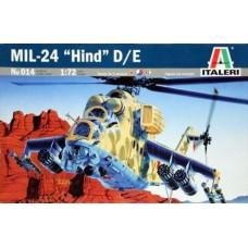 1:72 MIL-24 HIND D/E