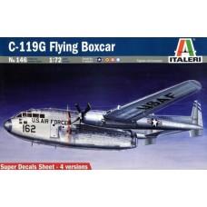 1:72 C-119G FLYING BOXCAR