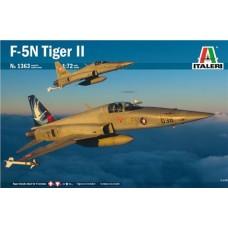1:72 F-5E/N TIGER II