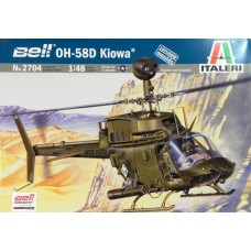 1:48 OH-58D KIOWA