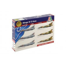 1:48 MIRAGE III CJ ACES