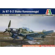 1:48 JU 87 G-2 STUKA