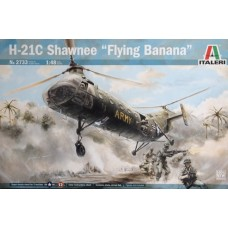 1:48 H-21C SHAWNEE FLYING BANANA