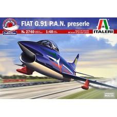 1:48 FIAT G91 P.A.N.