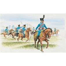 1:72 FRENCH HUSSARS (NAP. WARS)