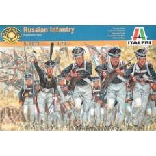 1:72 NAPOLEONIC WARS: RUSSIAN INFANTRY