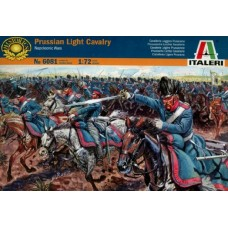 1:72 NAPOLEONIC WARS - PRUSSIAN CAVALRY