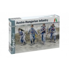 1:35 WWI Austro-Hungarian Infantry