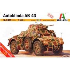 1:48 Autoblinda AB 43