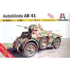 1:48 Autoblinda AB 41