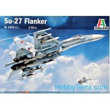 1/72 Su-27 Flanker