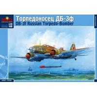 1:72 Ilyushin DB-3F Russian torpedo bomber