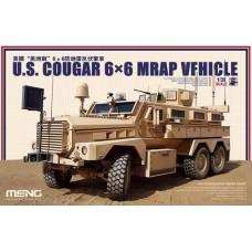 US Cougar 6x6 MRAP 1/35