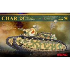 French Heavy tank Char 2C 1/35