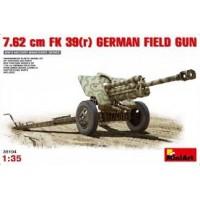 7,62mm. F.K.39 German Field Gun  1/35