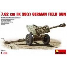 7,62mm. F.K.39 German Field Gun  1/35