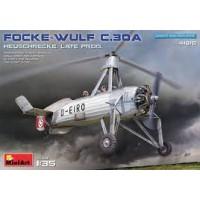 1/35 Focke-Wulf FW C.30A Last Production