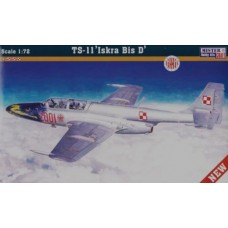 TS-11 Iskra Bis D 1/72