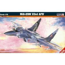 MIG-29M 23rd. AFB 1/72