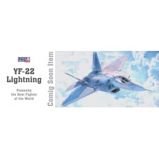 1/72 YF-22 Lightning