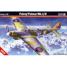 Fairey Fulmar Mk.I/II 1/72
