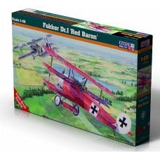 Fokker Dr.I Red Baron 1/48