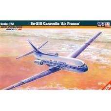 SE-210 Air France Caravelle1:144