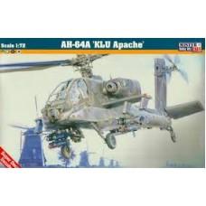 AH-64A KLU Apache 1/72