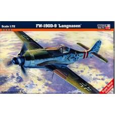 FW-190D-9 Langnasen 1/72