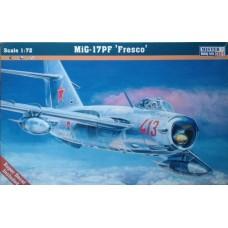 MIG-17PF Fresco