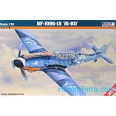 BF-109G-12 'JG-101'
