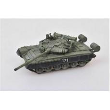 1/72 Russia Army T-80BV Main Battle Tank first Chechnya War Gotova maketa