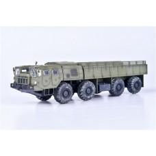 1/72 Soviet Army MAZ 7911 Heavy Truck Gotova maketa