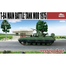 1/72 T-64B Main Bat t le Tank Mod. 1975