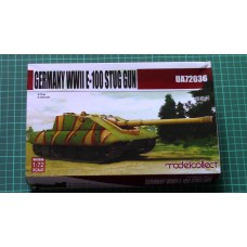 1:72 Germany WWII E-100 Super Heavy Jagdpanther