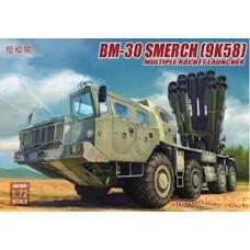 1:72 BM-30 SMERCH (9K58)