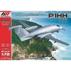 P.1HH Hammerhead Demo UAV Demonstrator 1/72