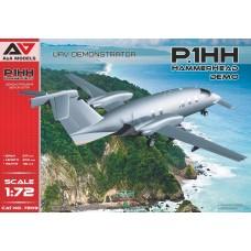 P.1HH Hammerhead Demo UAV Demonstrator 1/72