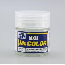 Semi Gloss Super Clear Mr. Color 10ml. boja